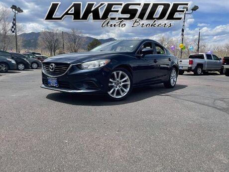 2015 Mazda Mazda6 i Touring Plus Colorado Springs CO