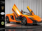2015 McLaren 650S  North Miami Beach FL