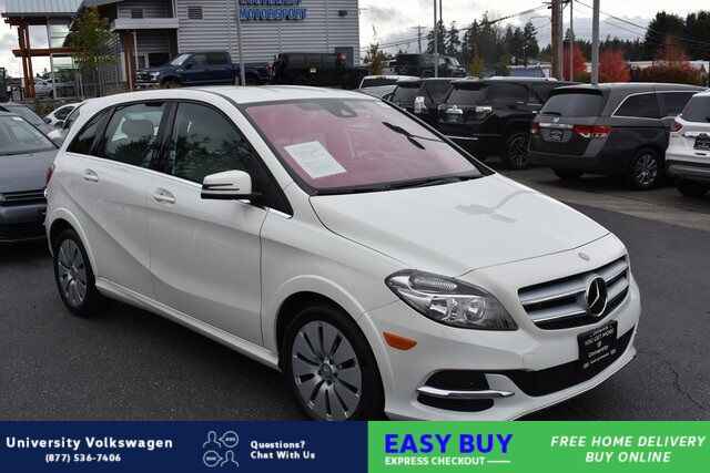 2015 Mercedes-Benz B-Class B 250e Seattle WA