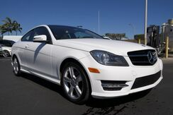 2015_Mercedes-Benz_C_250 Coupe_ Cutler Bay FL