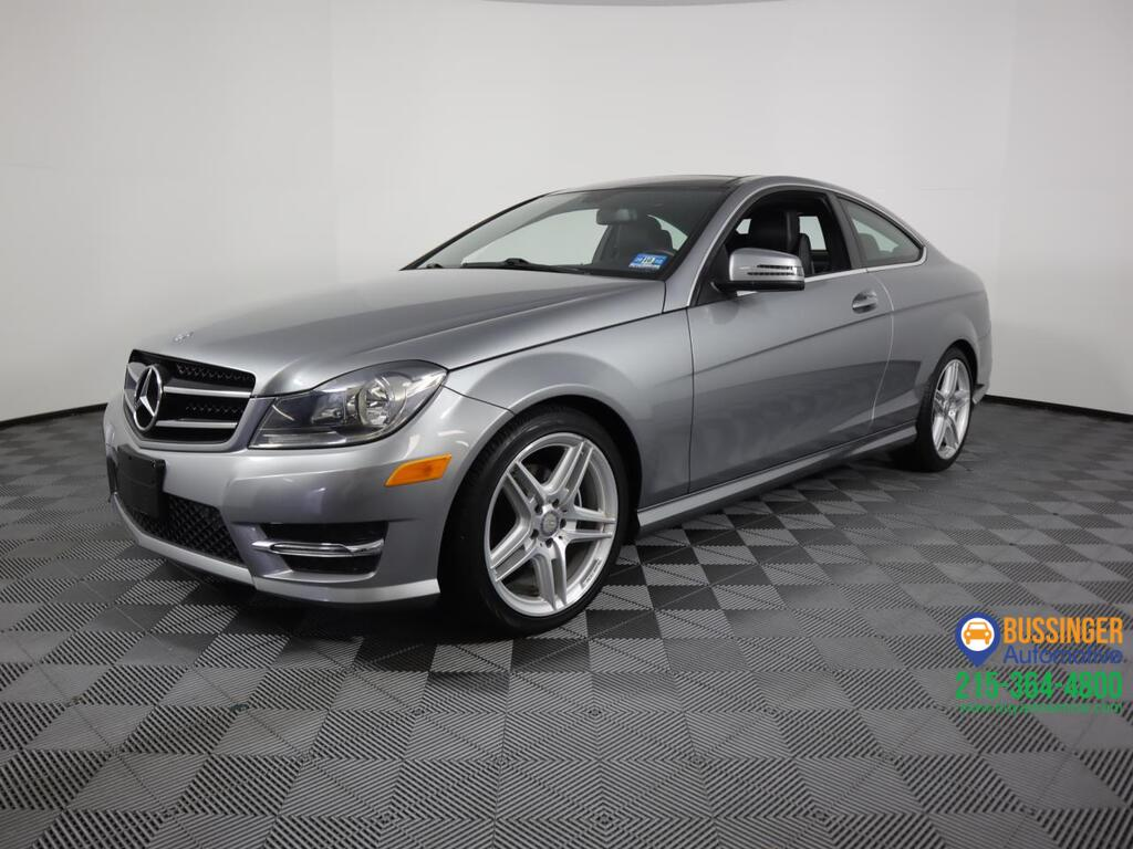 2015 Mercedes-Benz C 250 Coupe Feasterville PA