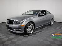 Mercedes-Benz C 250 Coupe 2015