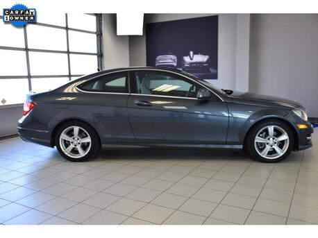 2015_Mercedes-Benz_C_250 Coupe_ Medford OR
