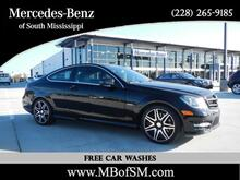 2015_Mercedes-Benz_C_250 Coupe_ South Mississippi MS