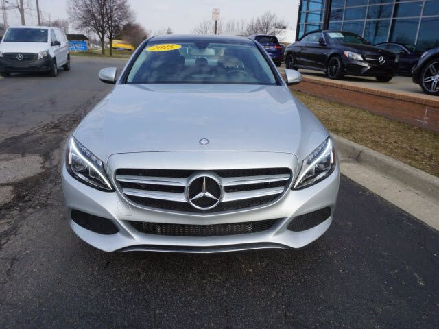 2015 mercedes benz c 300 4matic in novi mi mercedes for Mercedes benz novi michigan