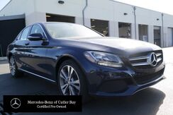 2015_Mercedes-Benz_C_300 4MATIC® Sedan_ Cutler Bay FL