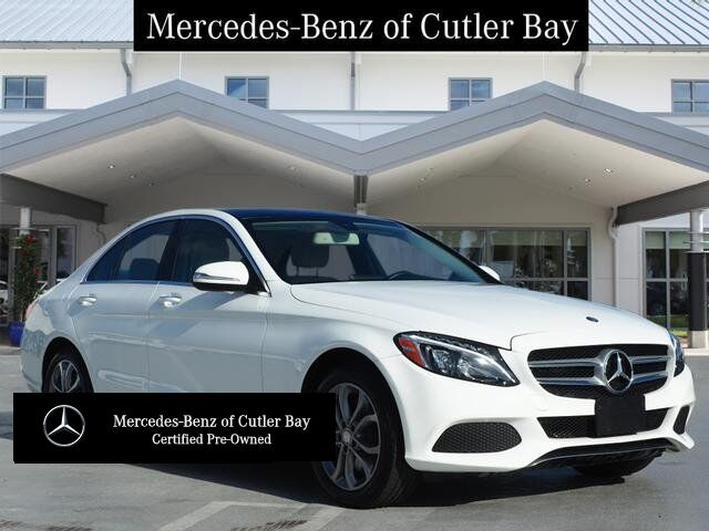 2015 Mercedes-Benz C 300 4MATIC® Sedan Cutler Bay FL