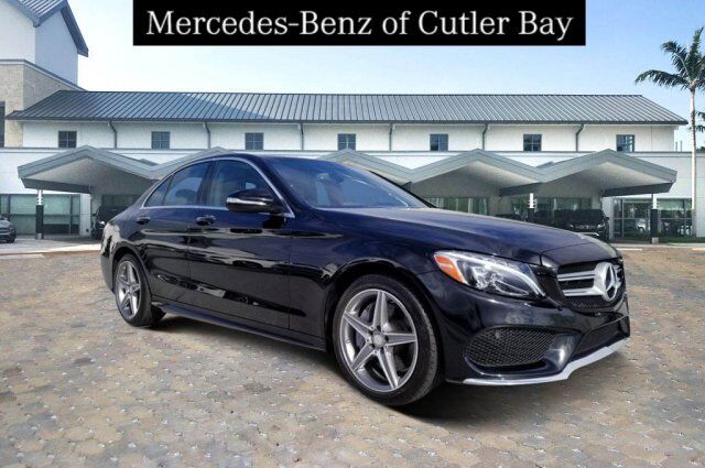 2015 Mercedes-Benz C 300 4MATIC® Sedan Cutler Bay FL