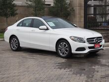 2015_Mercedes-Benz_C_300 4MATIC® Sedan_ Houston TX