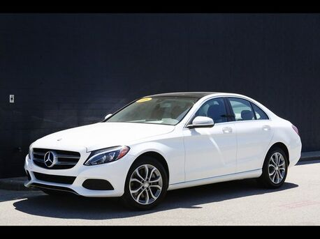 2015_Mercedes-Benz_C_300 4MATIC® Sedan_ Indianapolis IN
