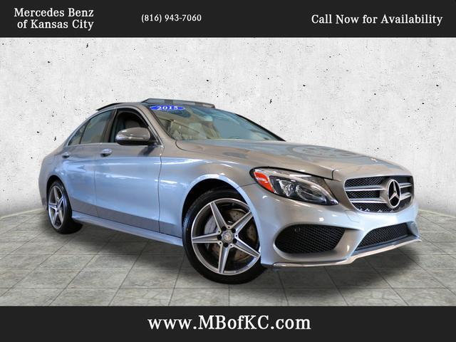 2015 Mercedes-Benz C 300 4MATIC® Sedan Kansas City MO
