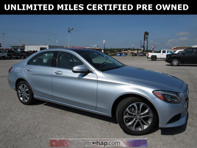 2015 Mercedes-Benz C 300 4MATIC® Sedan