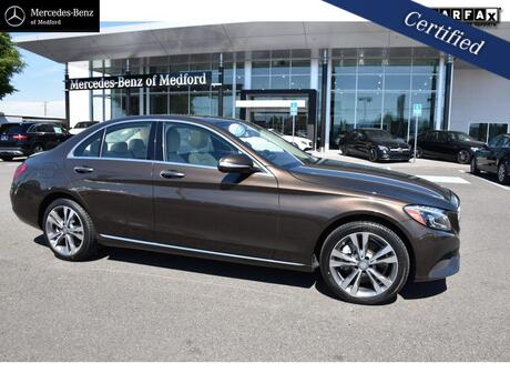2015 Mercedes-Benz C 300 4MATIC® Sedan Medford OR