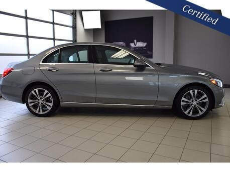 2015_Mercedes-Benz_C_300 4MATIC® Sedan_ Medford OR
