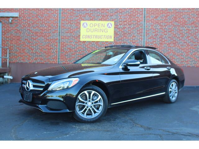 2015 Mercedes-Benz C 300 4MATIC® Sedan Kansas City KS