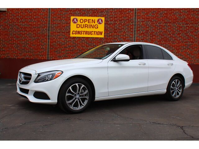 2015 Mercedes-Benz C 300 4MATIC® Sedan Merriam KS