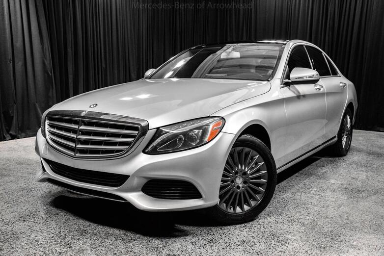 2015 Mercedes-Benz C 300 4MATIC® Sedan Peoria AZ