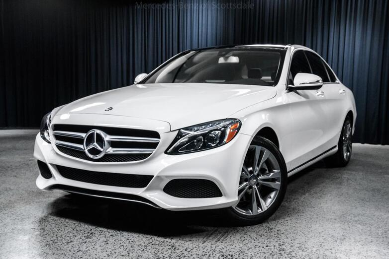 2015 Mercedes-Benz C 300 4MATIC® Sedan Scottsdale AZ