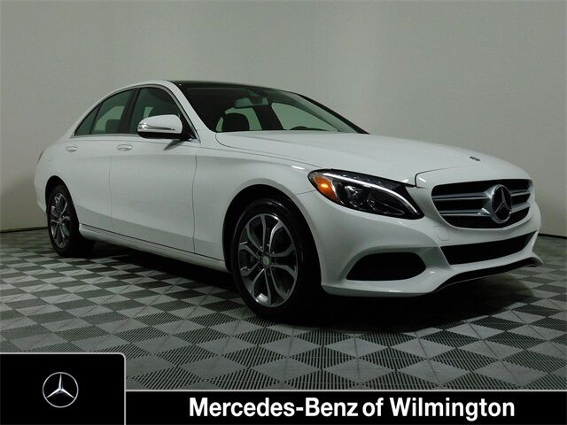2015 Mercedes-Benz C 300 4MATIC® Sedan Wilmington DE