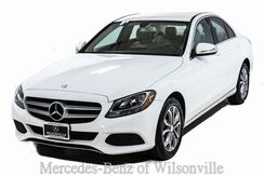 2015_Mercedes-Benz_C_300 4MATIC® Sedan_ Portland OR