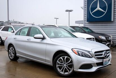2015_Mercedes-Benz_C_300 4MATIC® Sedan_ Seattle WA