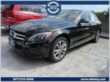 2015_Mercedes-Benz_C_300 4MATIC® Sedan_ Morristown NJ