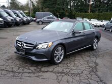 2015_Mercedes-Benz_C_300 4MATIC® Sedan_ Salem OR