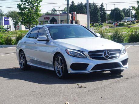 2015_Mercedes-Benz_C_300 4MATIC® Sedan_  Novi MI