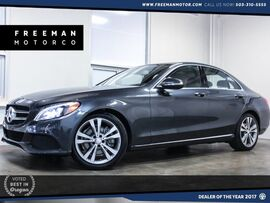 2015 Mercedes-Benz C 300 Pano Backup Cam Blind Spot Assist Heated Sts