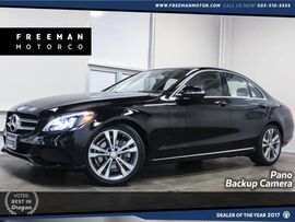 2015 Mercedes-Benz C 300 Pano Backup Cam Blind Spot Assist Keyless-GO