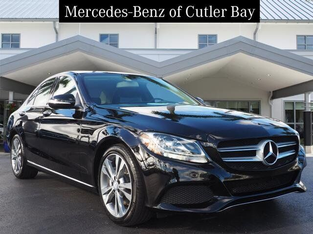 2015 Mercedes-Benz C 300 Sedan Cutler Bay FL