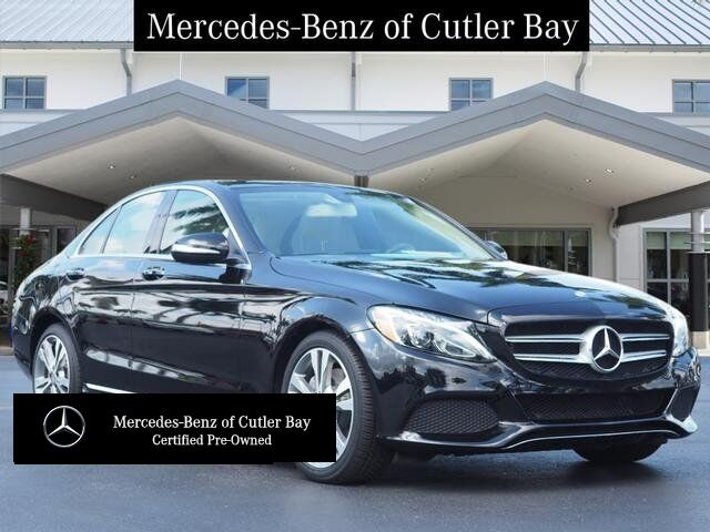 2015 Mercedes-Benz C 300 Sedan Cutler Bay FL