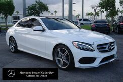 2015_Mercedes-Benz_C_300 Sedan_ Cutler Bay FL
