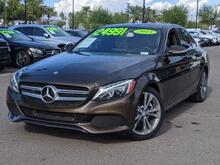 2015_Mercedes-Benz_C_300 Sedan_ Gilbert AZ