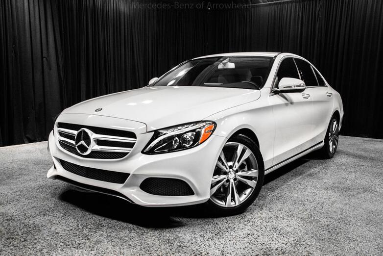 2015 Mercedes-Benz C 300 Sedan Peoria AZ