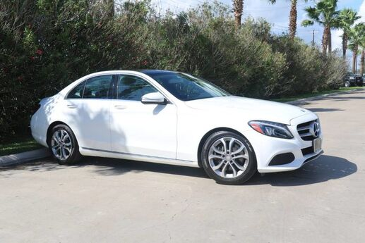 2015 Mercedes-Benz C 300 Sedan San Juan TX