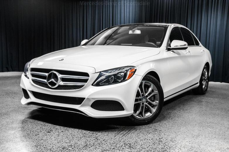 2015 Mercedes-Benz C 300 Sedan Scottsdale AZ