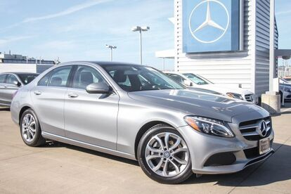 2015_Mercedes-Benz_C_300 Sedan_ Seattle WA