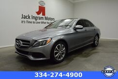 2015_Mercedes-Benz_C_300 Sedan_ Montgomery AL