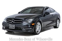 2015_Mercedes-Benz_C_350 4MATIC® Coupe_ Portland OR