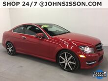 2015_Mercedes-Benz_C_350 4MATIC® Coupe_ Washington PA