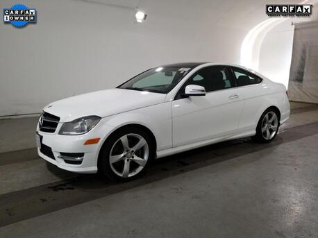 2015_Mercedes-Benz_C_350 Coupe_ Medford OR