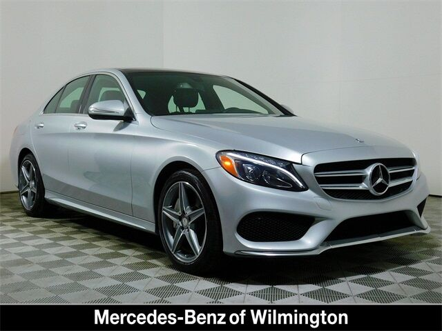2015 Mercedes-Benz C 400 4MATIC® Sedan  Wilmington DE