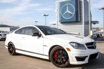 2015_Mercedes-Benz_C_63 AMG® Coupe_ Seattle WA