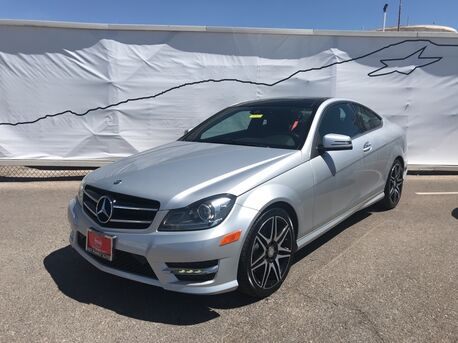 2015_Mercedes-Benz_C_C 350_ El Paso TX