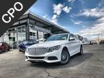 2015 Mercedes-Benz C-Class 300 4MATIC® Sedan