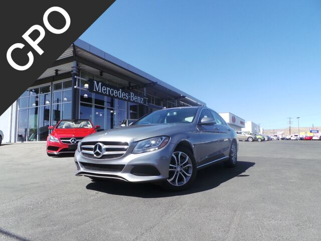 2015 Mercedes-Benz C-Class 300 4MATIC® Sedan Yakima WA