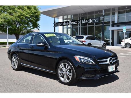 2015_Mercedes-Benz_C-Class_300 4MATIC® Sedan_ Medford OR