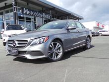 2015_Mercedes-Benz_C-Class_300 Sedan_ Yakima WA