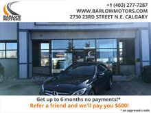 2015_Mercedes-Benz_C-Class_300AMG PackageNaviLeatherPan RoofOne Owner_ Calgary AB